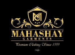 Mahashay Garments Dulha Ghar Aligarh Logo