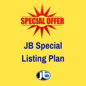 JB Special Listing Plan