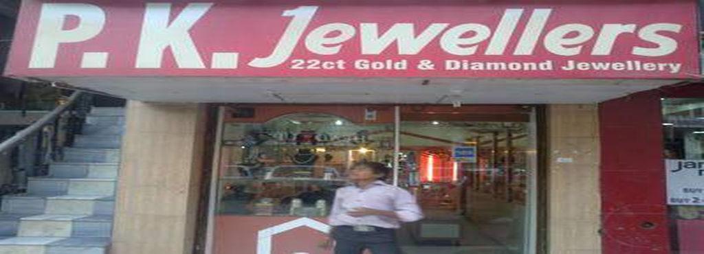 P.K. Jewellers in New Delhi Jewellery Showroom Tilak Nagar