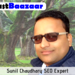 Best SEO Expert in Gurgaon India Sunil Chaudhary JustBaazaar India