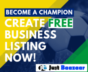 Create Your Free Business Listing JustBaazaar High Domain Authority Citation Backlink