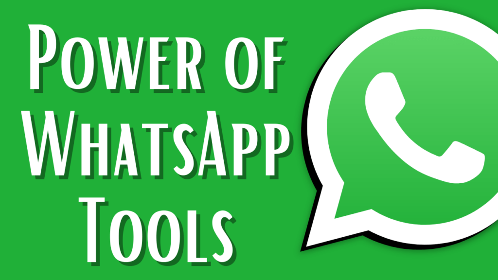 WhatsApp Business Tools and Implementation By Suniltams | JustBaazaar