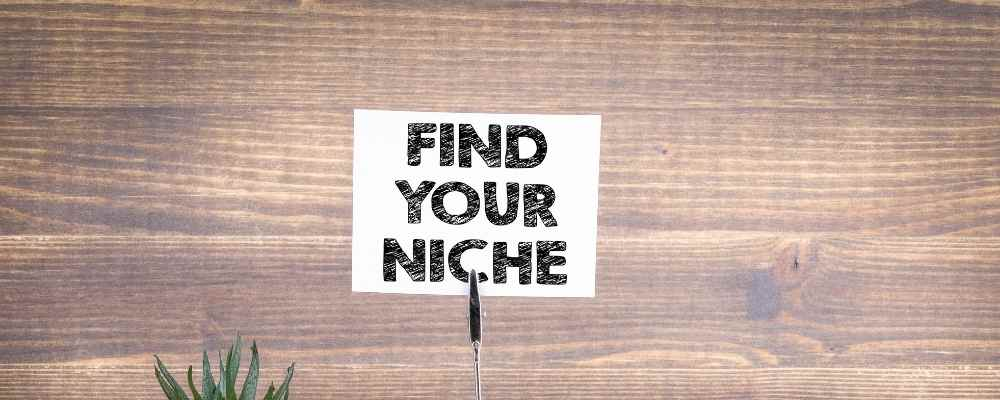 Find Your Niche How to Start a Blog and Make Money