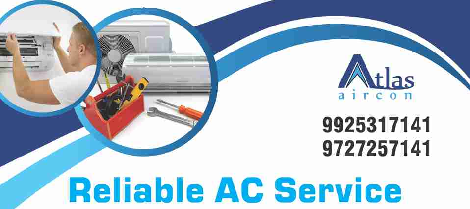 Atlas Aircon Ac Repair Service Center Vadodara Gujarat