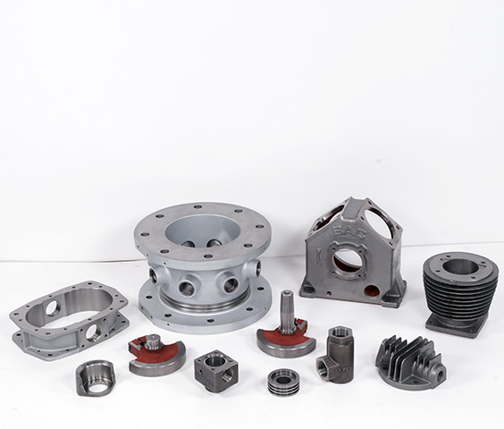 Iron casting manufacturers and suppliers in USA - Bakgiyam ...